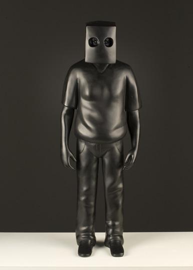 flavio cerqueira, o invisível, escultura, arte contempoaranea