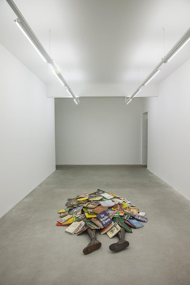 flavio cerqueira, escultura, casa triangulo, sculpture contemporary art, se precisar conto outra vez